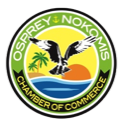 Nokomis Osprey Chamber of Commerce Seal
